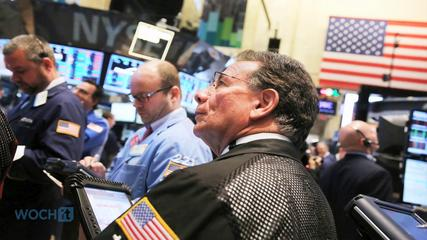 News video: Stocks Edge Higher Amid Earnings And Deals
